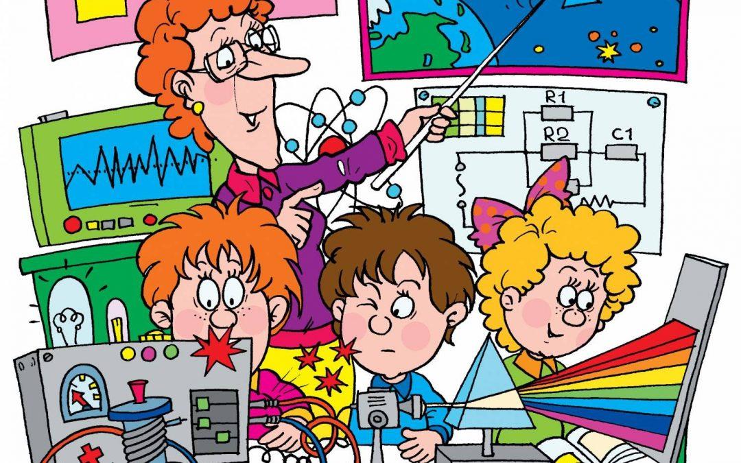 Физик картинка для детей
