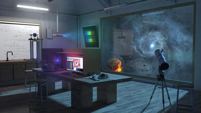 Интерактивная физическая лаборатория