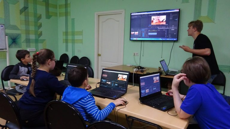 Курсы видеомонтажа Твори-Гора