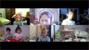 Онлайн-занятия в мультстудии «Ну и ну!» (Твори-Гора)