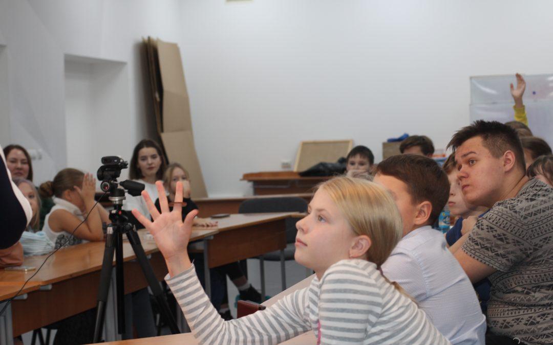 УЧЕНИКИ ТВОРИ-ГОРЫ ДАЛИ ИНТЕРВЬЮ ГАЗЕТЕ «СИБИРСКИЙ ФОРУМ»